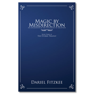 Magic by Misdirection Book (B0146)