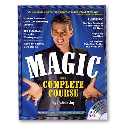 Magic the Complete Course Book and DVD (B0151)