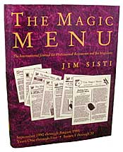 Magic Menu Year 1-5 Book (B0054)