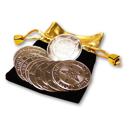 Magic Wishing Coins (2502)