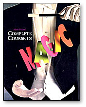 Complete Course in Magic by Mark Wilson (B0159)