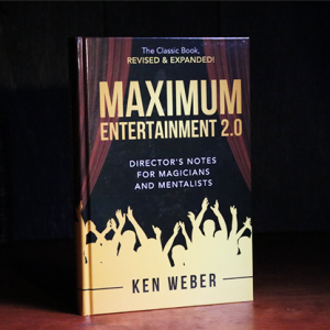 Maximum Entertainment 2.0 - Expanded & Revised (B0152)