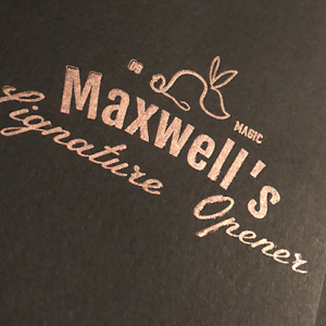 Maxwell's Signature Opener by the Other Brothers (4779)