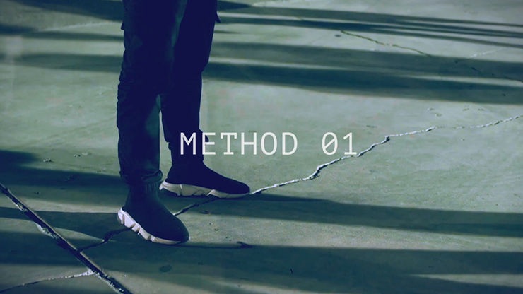 Wajtttt Presents - Method 01 by Calen Morelli (5035-W10)