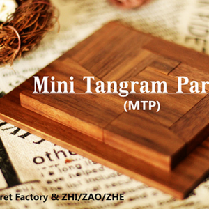 Mini Tangram Paradox by Secret Factory (3746)