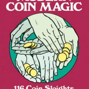 Modern Coin Magic Boek (B0076)