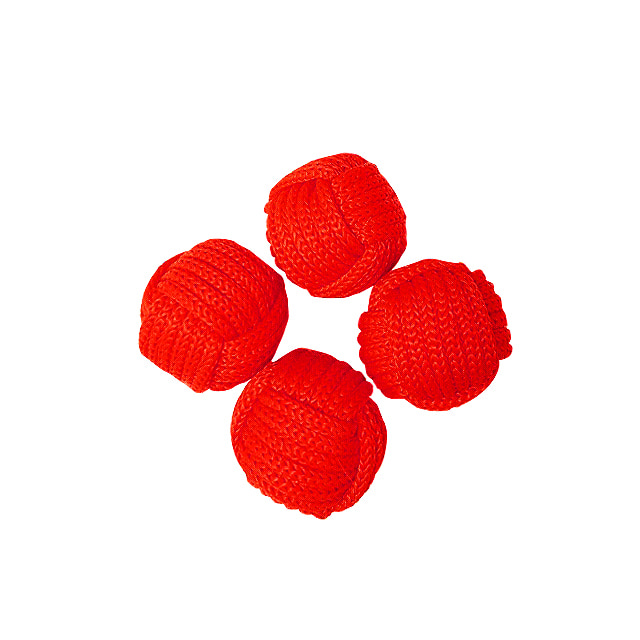 Monkeyfist Balls Set of 4 by DMS (4487)