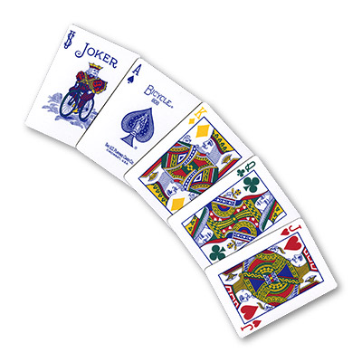 Bicycle Poker Multicolored (2634)