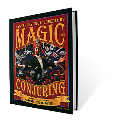 Mysterio's Encyclopedia of Magic and Conjuring Book (B0218)