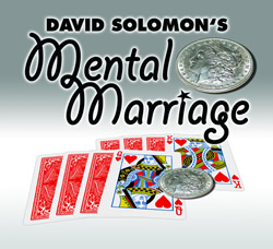 Mental Marriage Trick (2892-w8)