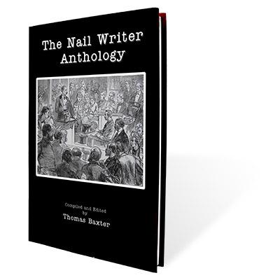 The Nail Writer Anthology Boek (B0208)