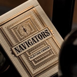 Navigator Playing Cards by Theory11 (3429)