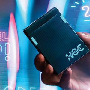 NOC3000X1 Dark Playing Cards (4967)
