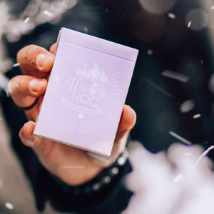 Winter NOC Lavender Dusk (Purple) Playing Cards (5041)