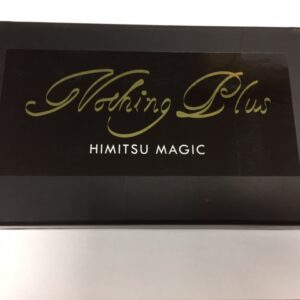 Nothing Plus - World Smallest Smoke Device by Wenzi Magic (4571)