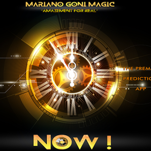 NOW! Android Version by Mariano Goni Magic (4826)