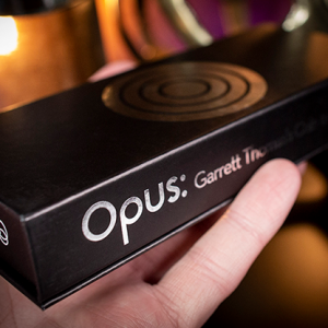 Opus Gimmick and Online Instructions by Garrett Thomas (5066)