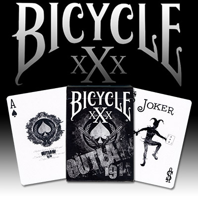 Bicycle Outlaw Deck (3773)