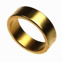 PK Ring Goud Recht 19 mm (1814)
