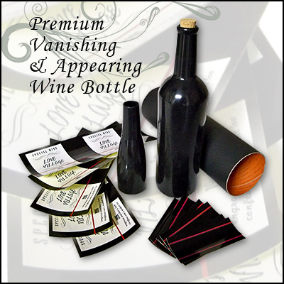 Premium Vanishing and Appearing Wine bottle (3169M7)