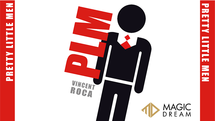 PLM - Pretty Little Men by Vincent Roca and Magic Dream (2292)