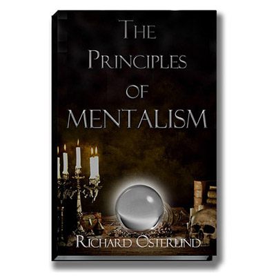Principles of Mentalism by Richard Osterlind Book (B0215)