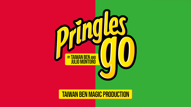 Pringles Go Green to Red by Taiwan Ben and Julio Montoro (5060)