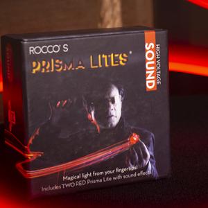 Prisma Lites High Voltage Sound Red Pair (4809)