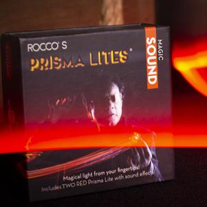 Prisma Lites Magic Sound Red Pair (4807)