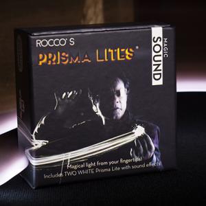 Prisma Lites Magic Sound White Pair (4808)