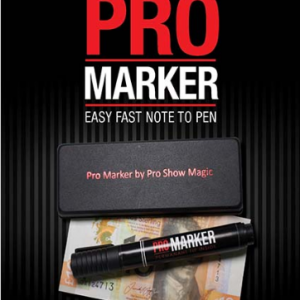 Pro Marker by Gary James (4899)