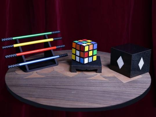 Pro Rubik by Tora Magic (0003-G4)