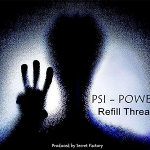 PSI POWER REFILL THREAD (Single pack) by Secret Factory (3745)