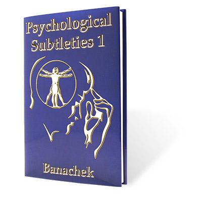 Psychological Subtleties 1 Boek (B0189)