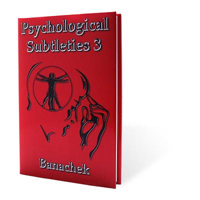 Psychological Subtleties 3 Book (B0165)