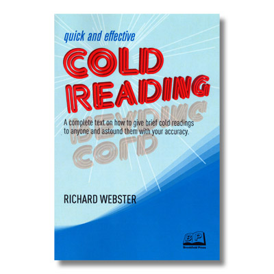 Quick and Effective Cold Reading Boek (B0252)