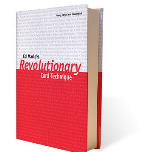 Revolutionairy Card Technique Boek (B0266)