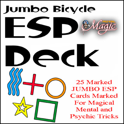 Jumbo Marked ESP Deck (2536)