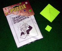 Repeat Square Puzzle (2194)