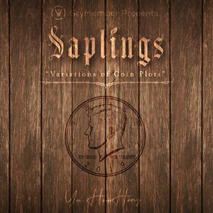 Saplings DVD by Yu Huihang (DVD993)