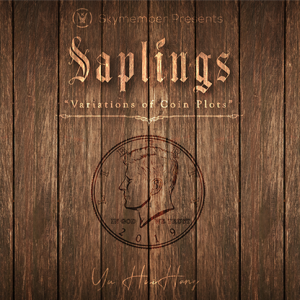 Saplings DVD by Yu Huihang (DVD993)