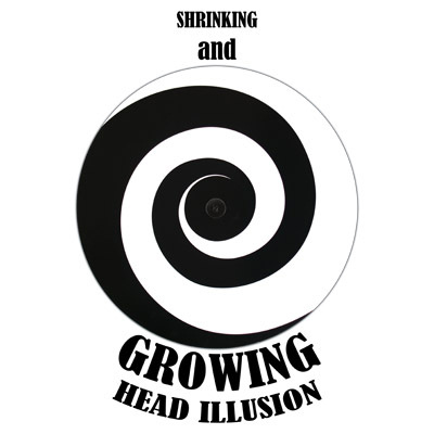 Shrinking and Growing Head Illusion (4762)