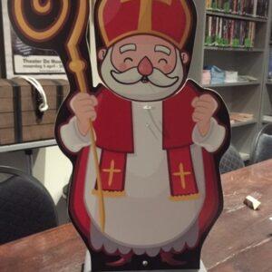 Sinterklaas verliest zijn Hoofd Truc