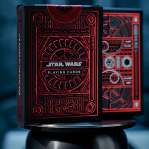 Star Wars Dark Side Red Playing Cards by theory11 (3782)