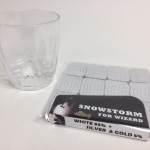 Storm Glass wih Snowstorm (4927)