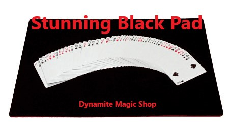 Stunning Black Pad (4702)