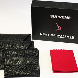 Supreme Nest of Wallets Super Soft by Nick Einhorn (2367)