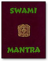 Swami Mantra book (B0291)