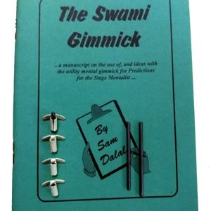 Swami Gimmick en Boek (1025)