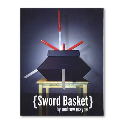 Sword Basket by Andrew Mayne Boek (B0230)